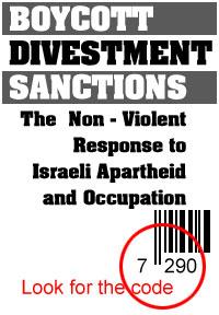 Boycott Aparthied Israel